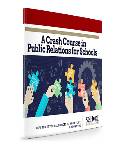 A Crash Course in Public Relations for Schools