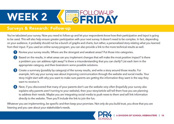 Week 2 Friday