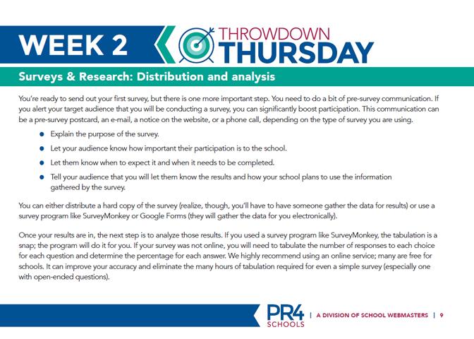 Week 2 Thursday