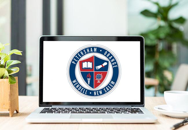 School Logo Design: RC Mahar Regional