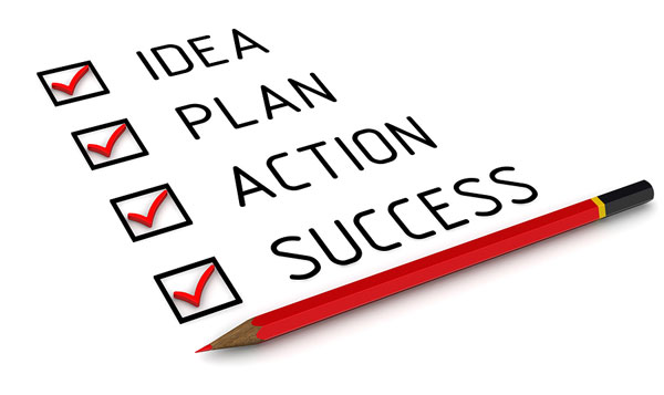 action plan and success
