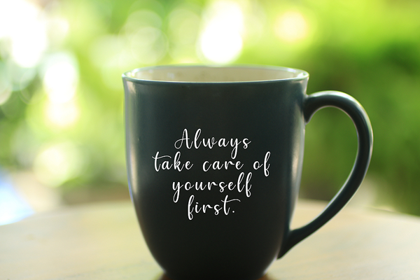 Always start with yourself first