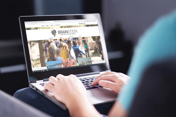 Your school website