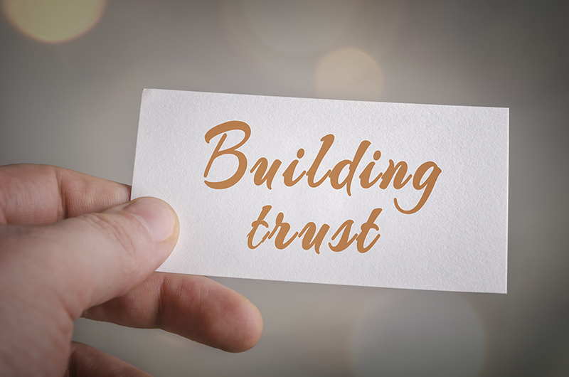 Building trust for your school