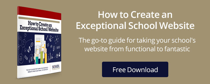 Exceptional School Websites eBook