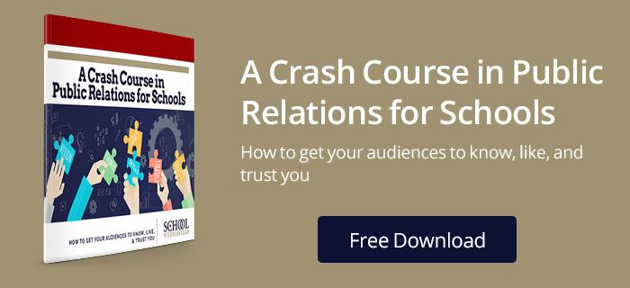 Public Relations for Schools