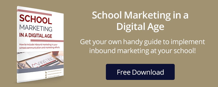 School Marketing in the Digital Age eBook
