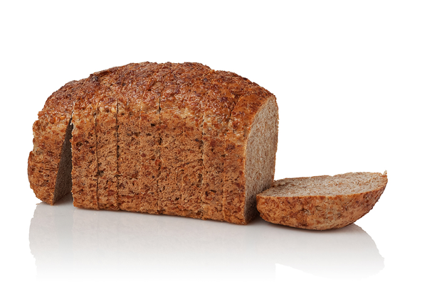 slice whole grain bread