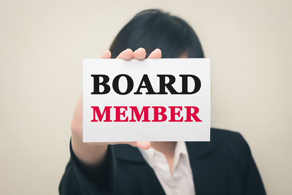 Governing board member