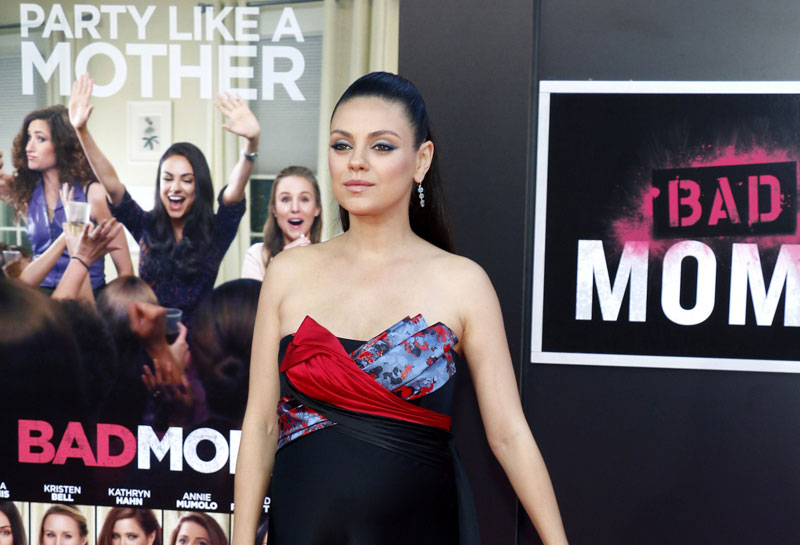 Image of actress from Bad Moms movie