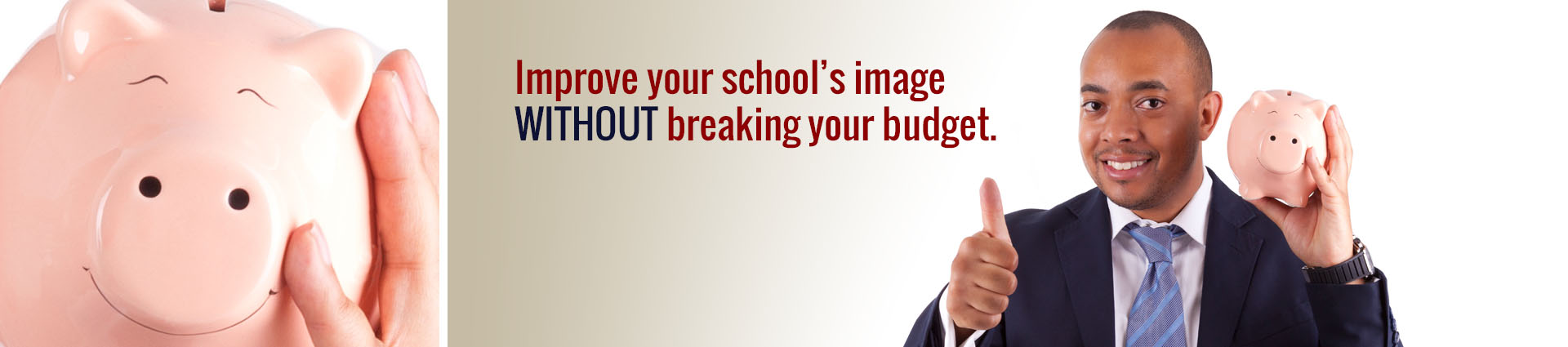 Improve your image without breaking the budget