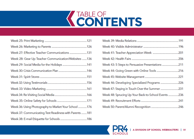 Table of Contents 2