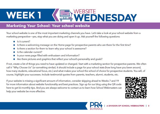 Week 1 Wednesday