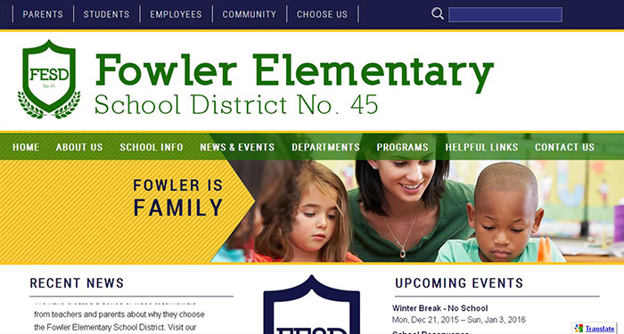 Fowler Elementary District