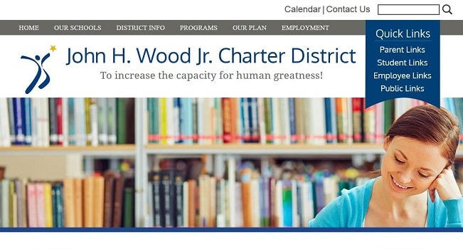 Private School Sites: John H. Wood Charter District