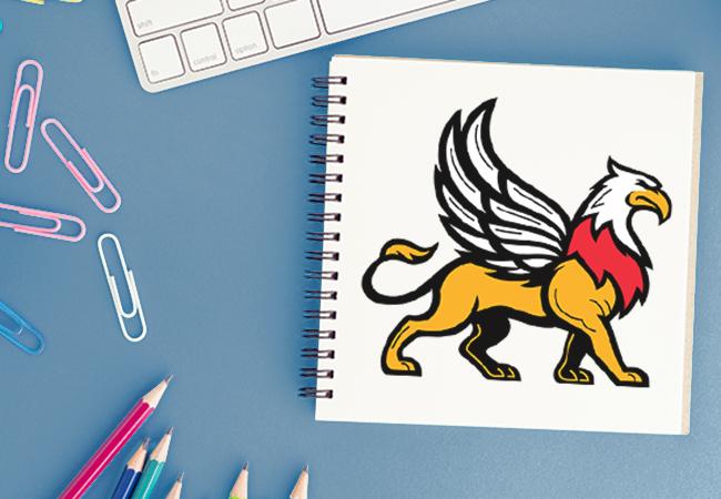 School Mascot Design: German International School