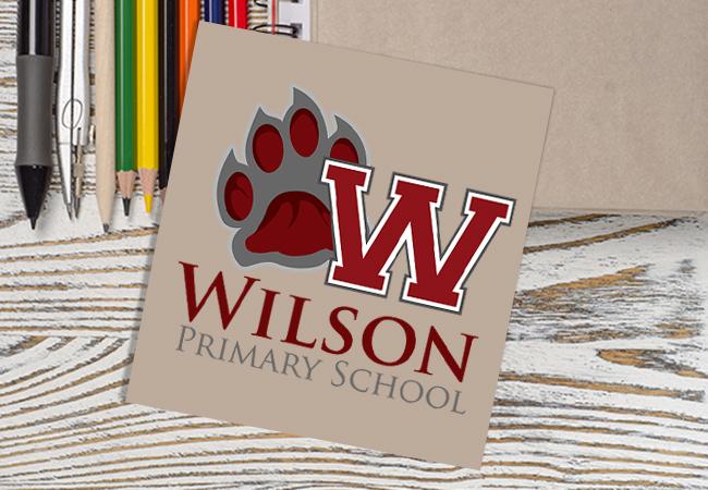 School Logo Design: Wilson School District