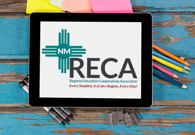School Logo Design: RECA