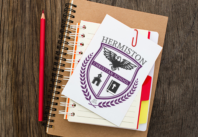 School Logo Design: Hermiston Christian School