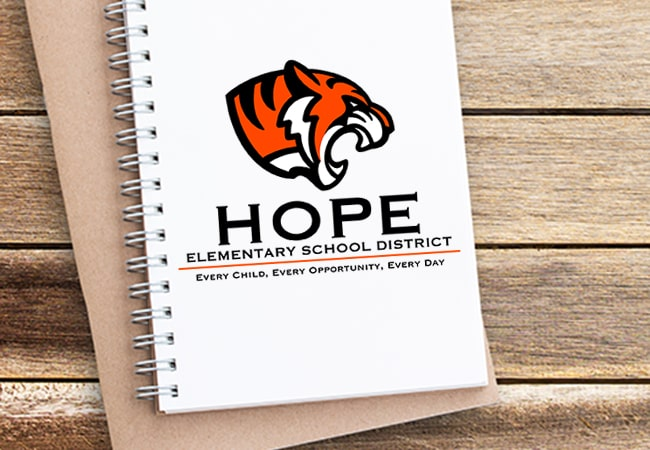 School Logo Design: Hope Elementary SD