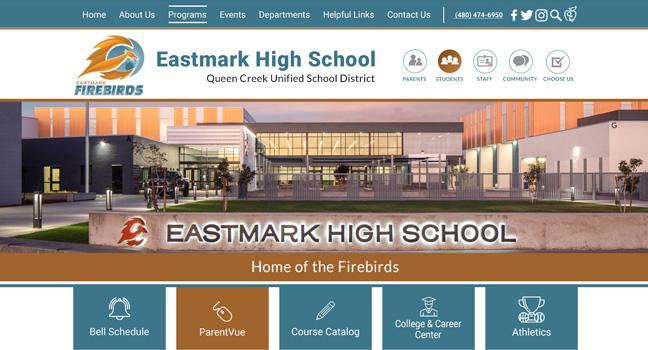 Eastmark High School