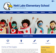 Nett Lake Elementary School