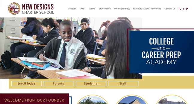 New Designs Charter School