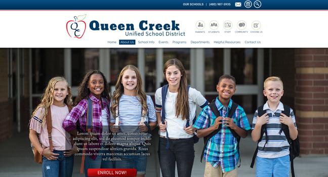 Queen Creek Unified School District