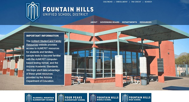 Fountain Hills Unified School District