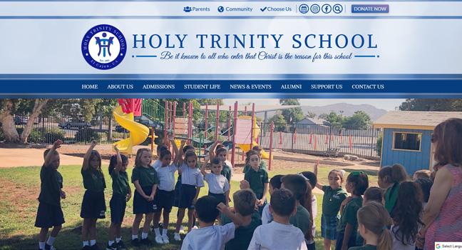 Holy Trinity School El Cajon