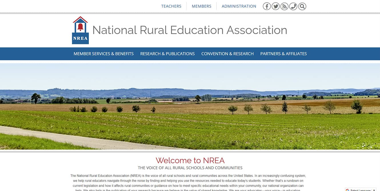 National Rural Education Association