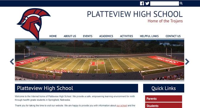 Platteview High School