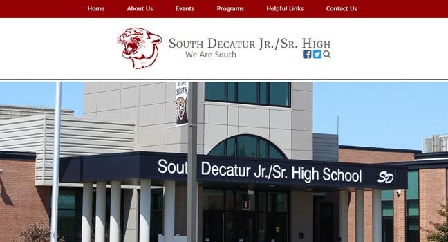 South Decatur Jr/Sr High