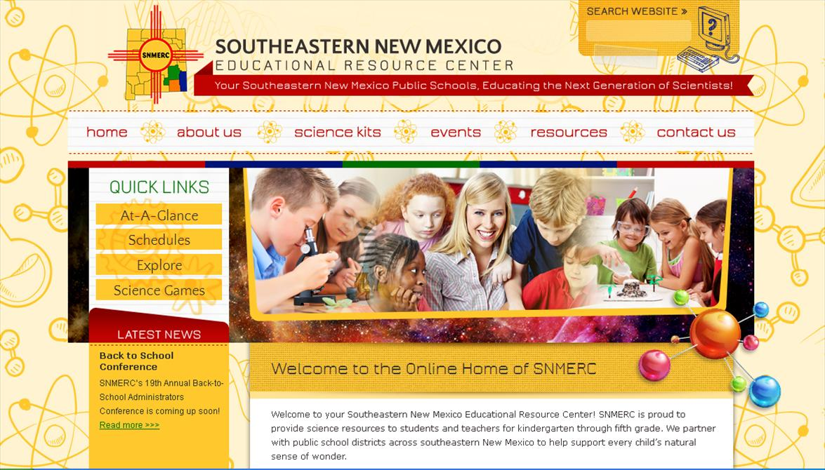 Education Coop Websites: Southeastern New Mexico ERC