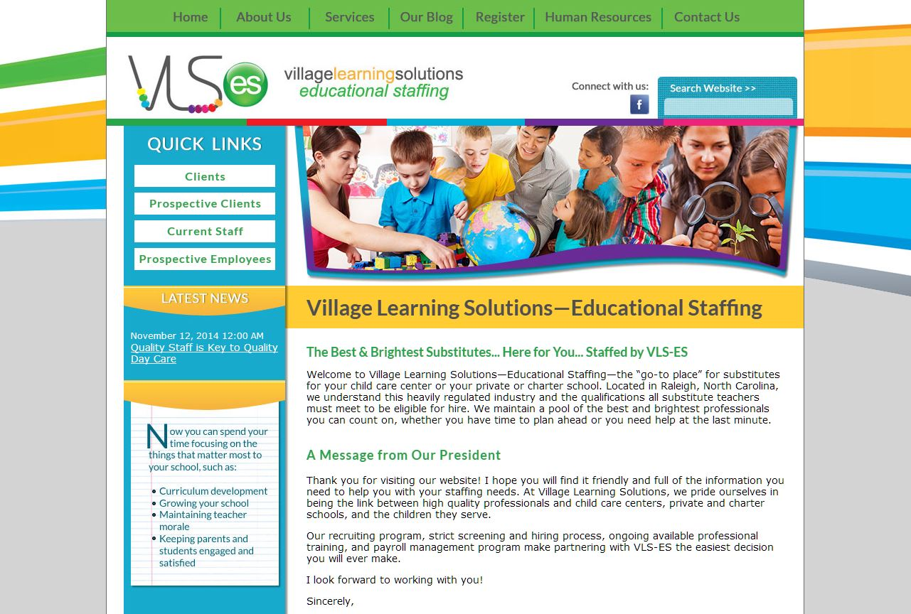 School Sites: Village Learning Solutions