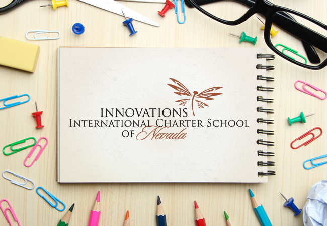 School Logo Design: Innovations Charter School