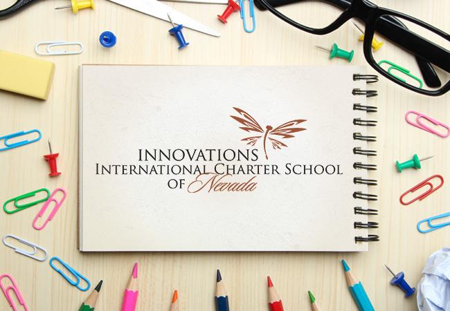 School Logo Design: Innovations Charter School