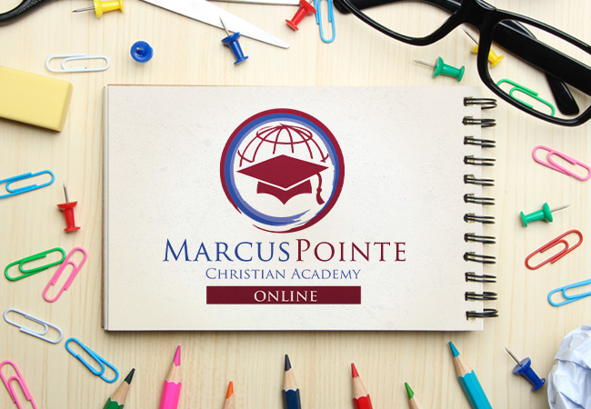 School Logo Design: Marcus Pointe