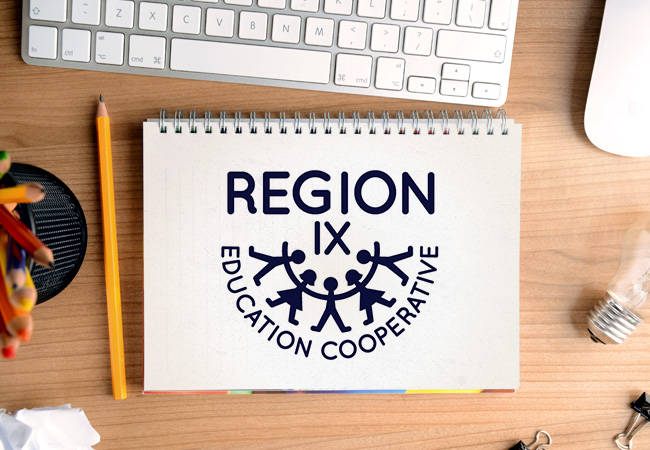 School Logo Design: Region 9 REC
