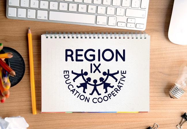 School Logo Design: Region 9 REC