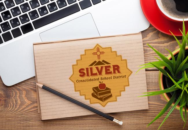 School Logo Design: Silver Consolidated Schools