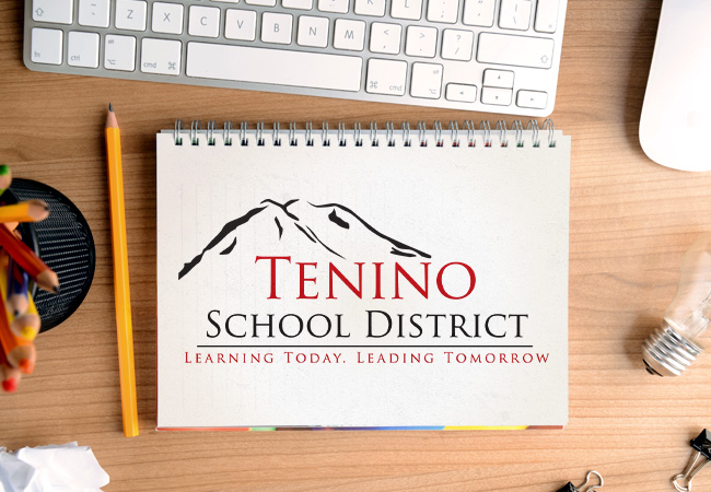 School Logo Design: Tenino School District