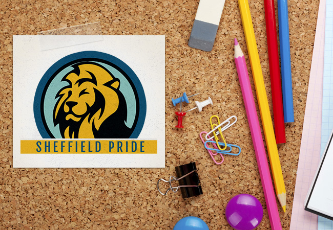 School Mascot Design: Sheffield Elementary