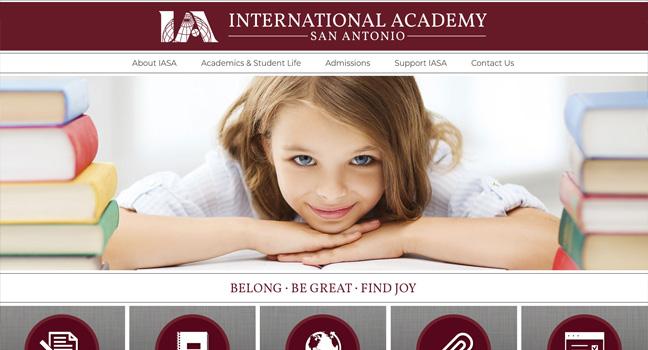 International Academy San Antonio