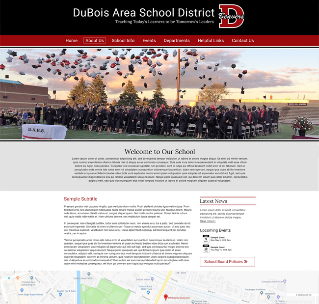 Dubois Area School District