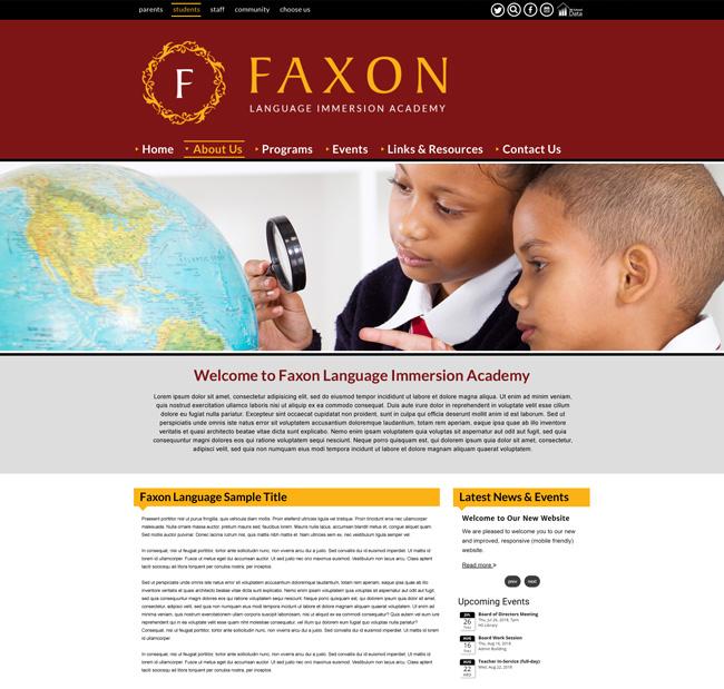 Faxon Language Immersion Academy