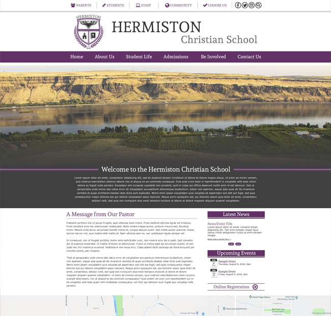 Hermiston Christian School