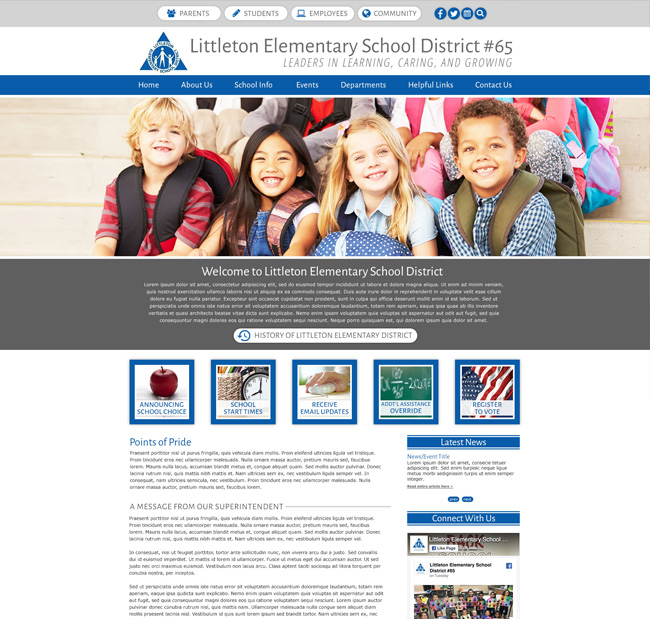 Littleton Elementary School District #65