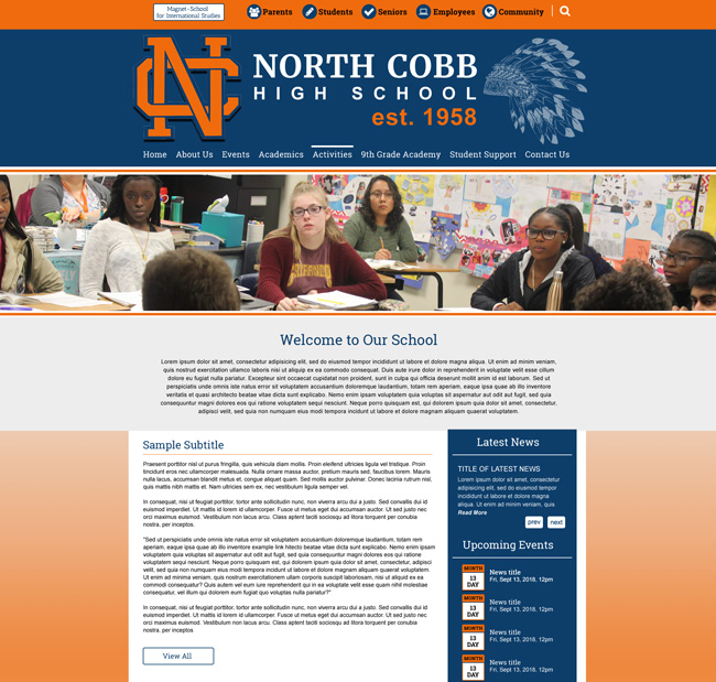 North Cobb High School