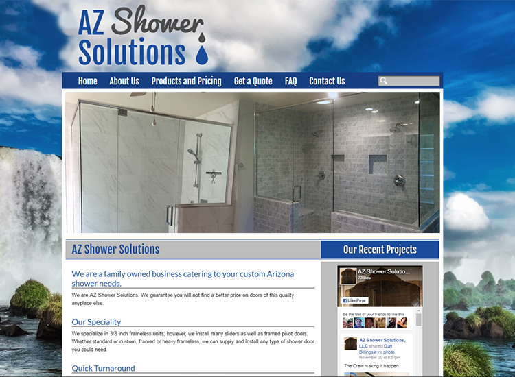 AZ Shower Solutions